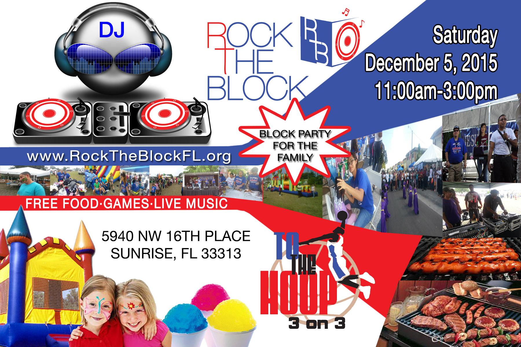 Rock The Block 2015